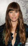 blunt bangs-with-long-hair-and-waves-bangs-jessica-biel copy