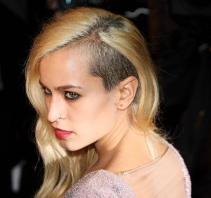 model-with-a-shaved-hairstyle - Women Hairstyles