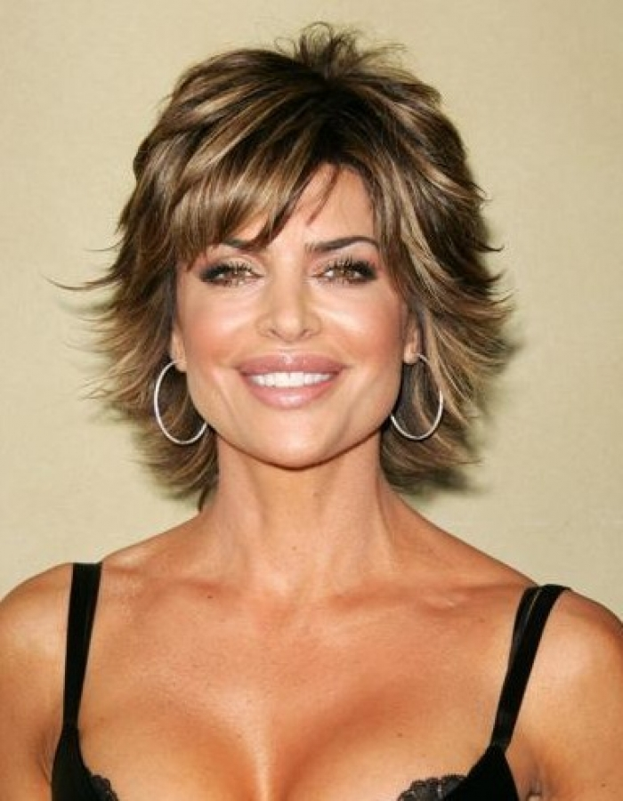 Best Shag Hairstyle for Women Over 40