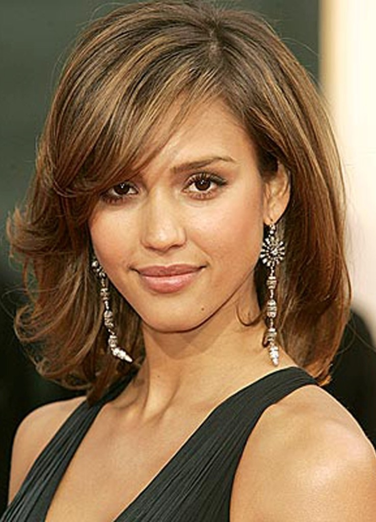 Shoulder Length Hair Style for Thin Hair