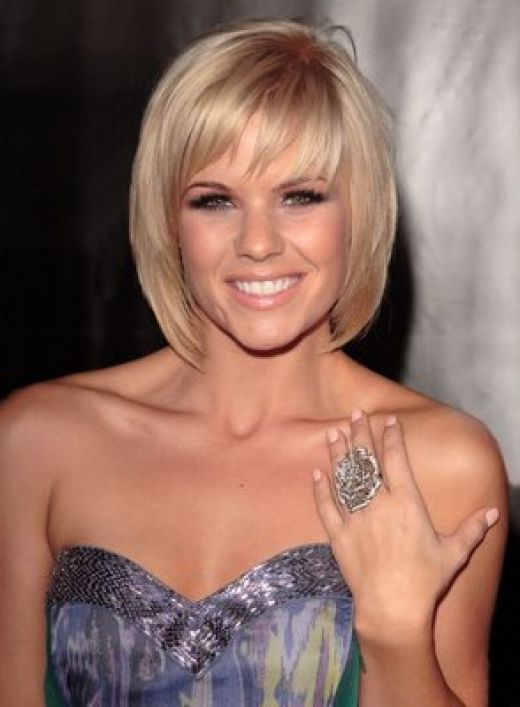 Marvelous Short Hairstyles With Bangs For Thin Hair Best Image Hair 2017 Hairstyle Inspiration Daily Dogsangcom