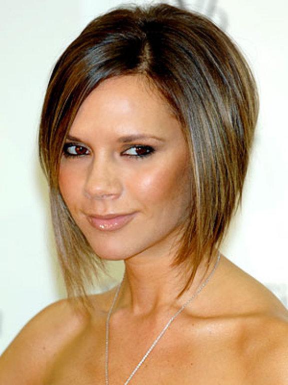 Marvelous Short Angled Bob For Thick Hair Women Hairstyles Hairstyles For Women Draintrainus