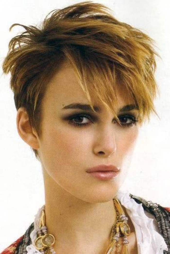 short pixie hairstyles the different versions available