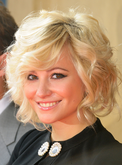 Celebrities With Choppy Bob Hairstyles - Women Hairstyles