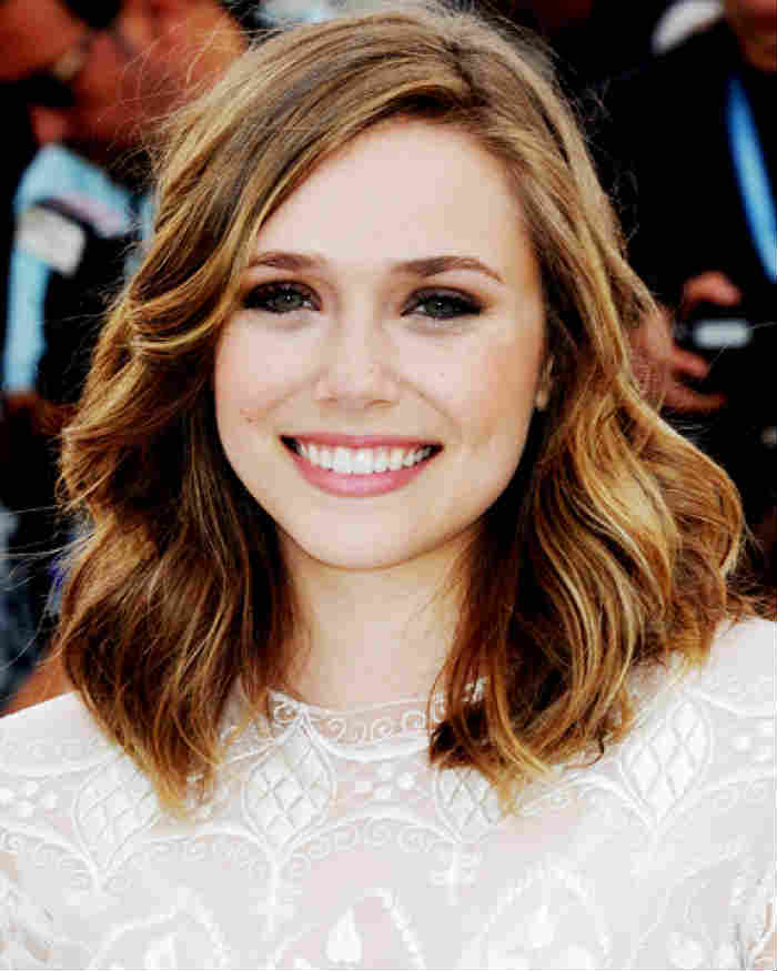 long-bob-hairstyle-for-fine-hair-with-side-part-and-waves - Women ...