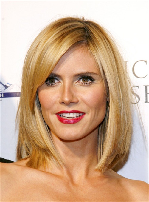 medium-haircut-lob-for-women-with-long-face-shapes