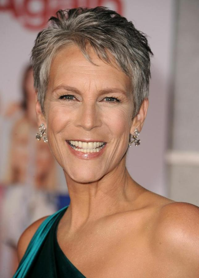 The pixie haircut for women over 50