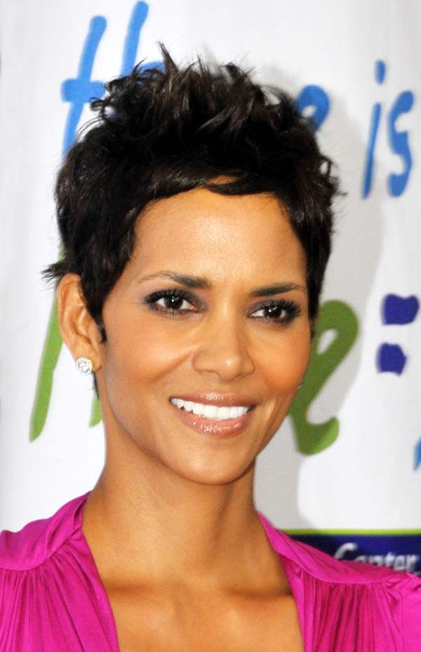 textured pixie for short thick hair - Women Hairstyles