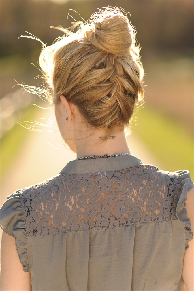upside-down-french-braid-for-wedding-hairstyle