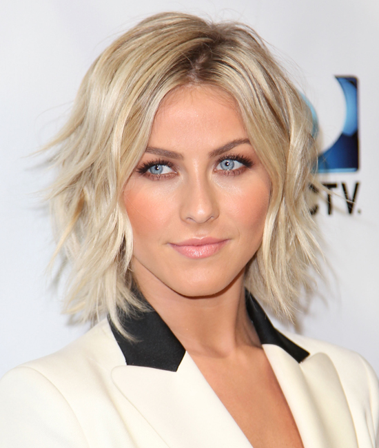 The Best Celebrity Chin-Length Haircuts