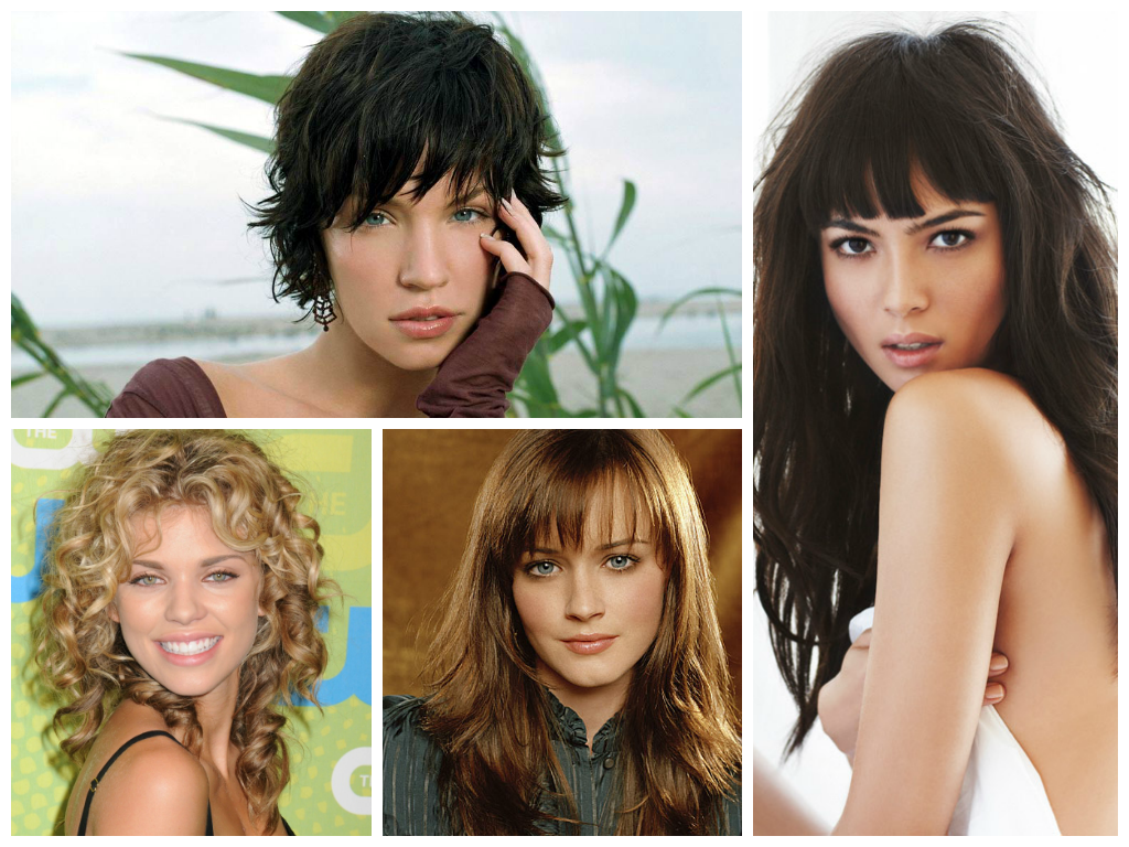 hairstyles-for-oval-face-shape-with-bangs