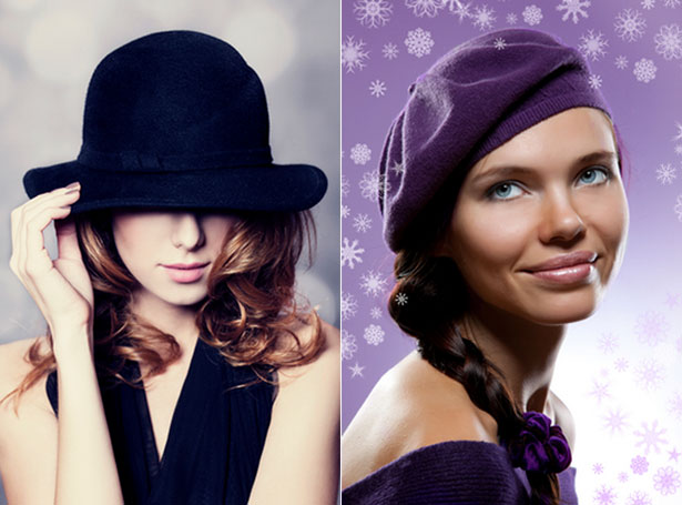 hairstyles-for-winter-hats