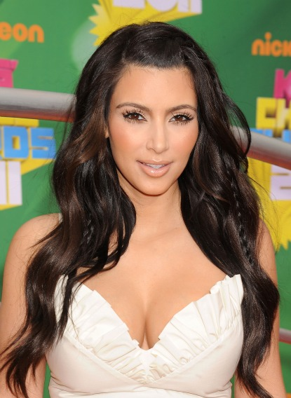 kim-kardashian-romantic-long-wavy-thick-hair