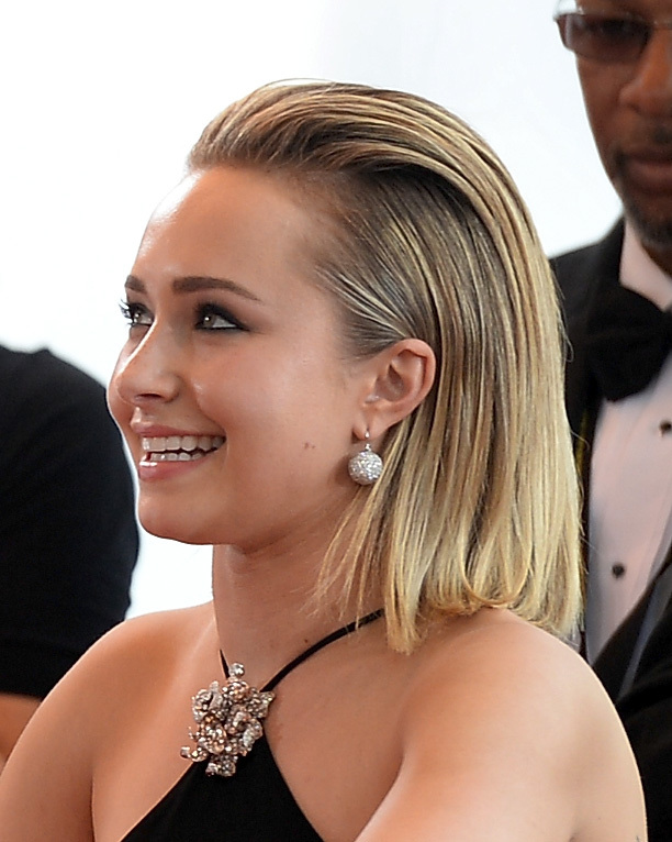 Best Golden Globe Hairstyles 2014