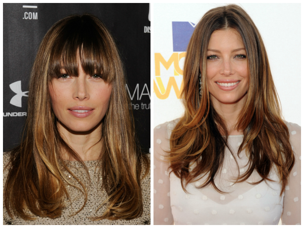 Jessica Biel Hairstyles Women Hairstyles
