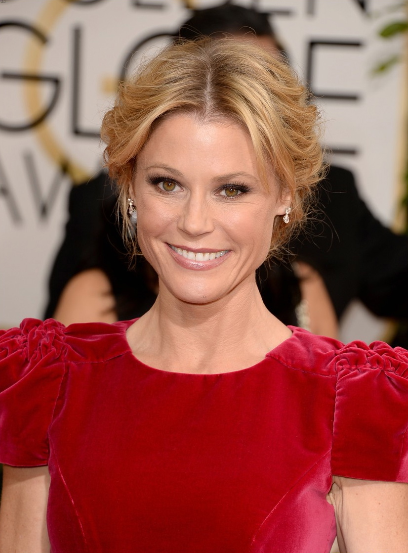 Julie Bowen Golden Globe Hairstyles Women Hairstyles