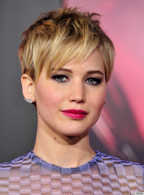 Tousled Pixie Hairstyle