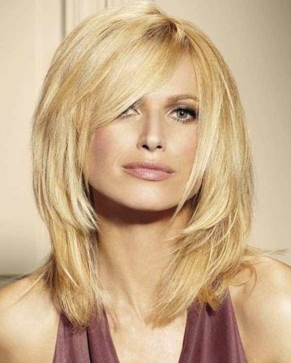 Amazing How To Cut Side Swept Bangs For Fine Hair Best Hairstyles 2017 Short Hairstyles Gunalazisus