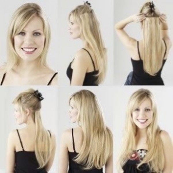 Clip In Hair Extensions For Your Wedding Day 112