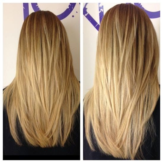 Miraculous Long Hair With A V Shape Cut At The Back Women Hairstyles Short Hairstyles For Black Women Fulllsitofus