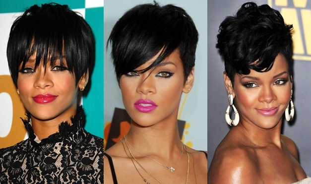 Rihanna-Pixie-Hairstyles