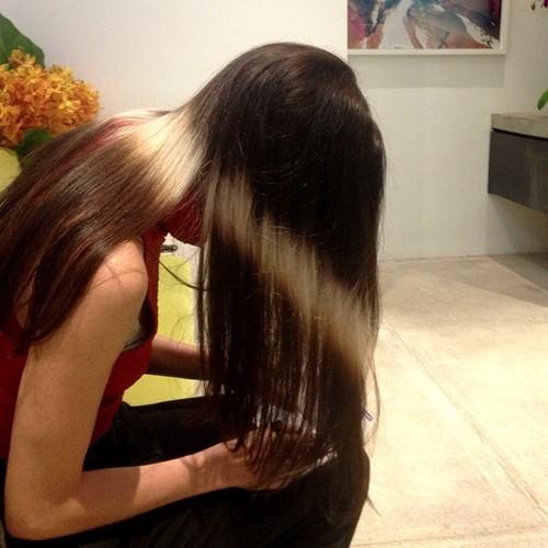 Ombre Straight Hair Tumblr