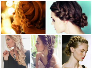 Braided hairstyles for a formal occasion - Women Hairstyles