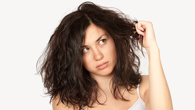 Enjoyable The Best Options For Straightening Thick Curly Hair Women Hairstyles Hairstyle Inspiration Daily Dogsangcom