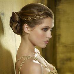 Hair step golden