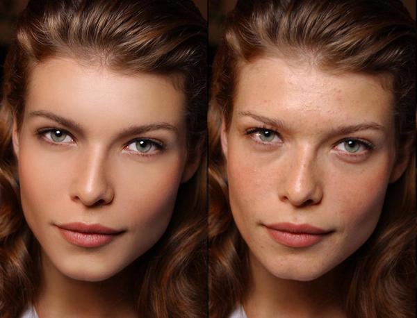Skin makeup tone face