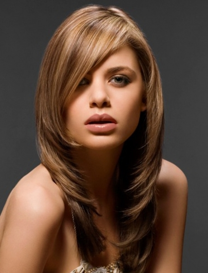 Haircut Designs For Long Hair trend hairstyle now