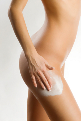 Skin body exfoliation use