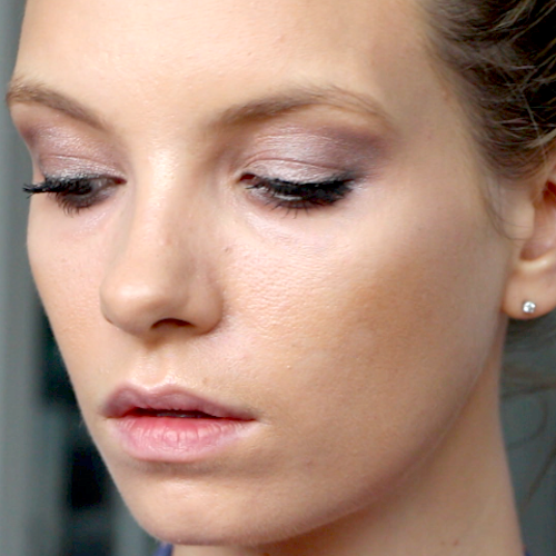 Eye Makeup Look: Easy Glamour for Daytime | A Model Recommends
