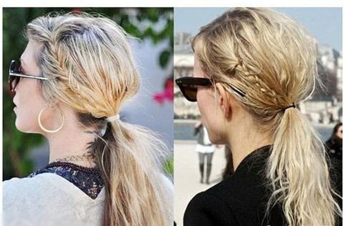 braid queue hair