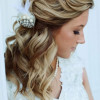 loose-curls-half-up-half-down-wedding-hairstyle