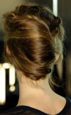 french-twist-chignon-hairstyle