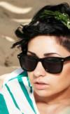 Bandana-Hairstyle-for-short-wavy-hair