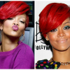 Rihanna-Red-Pixie-Hairstyle