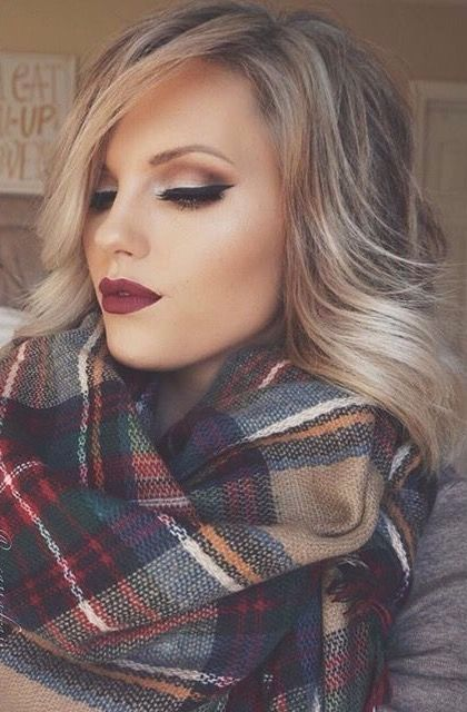 makeup color winter eyes best