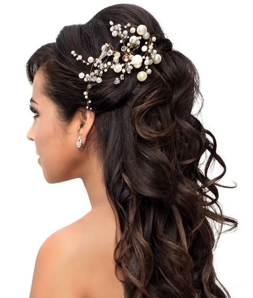 How to maintain your wedding hairstyle women hairstyles long wedding hairstyle junglespirit Choice Image