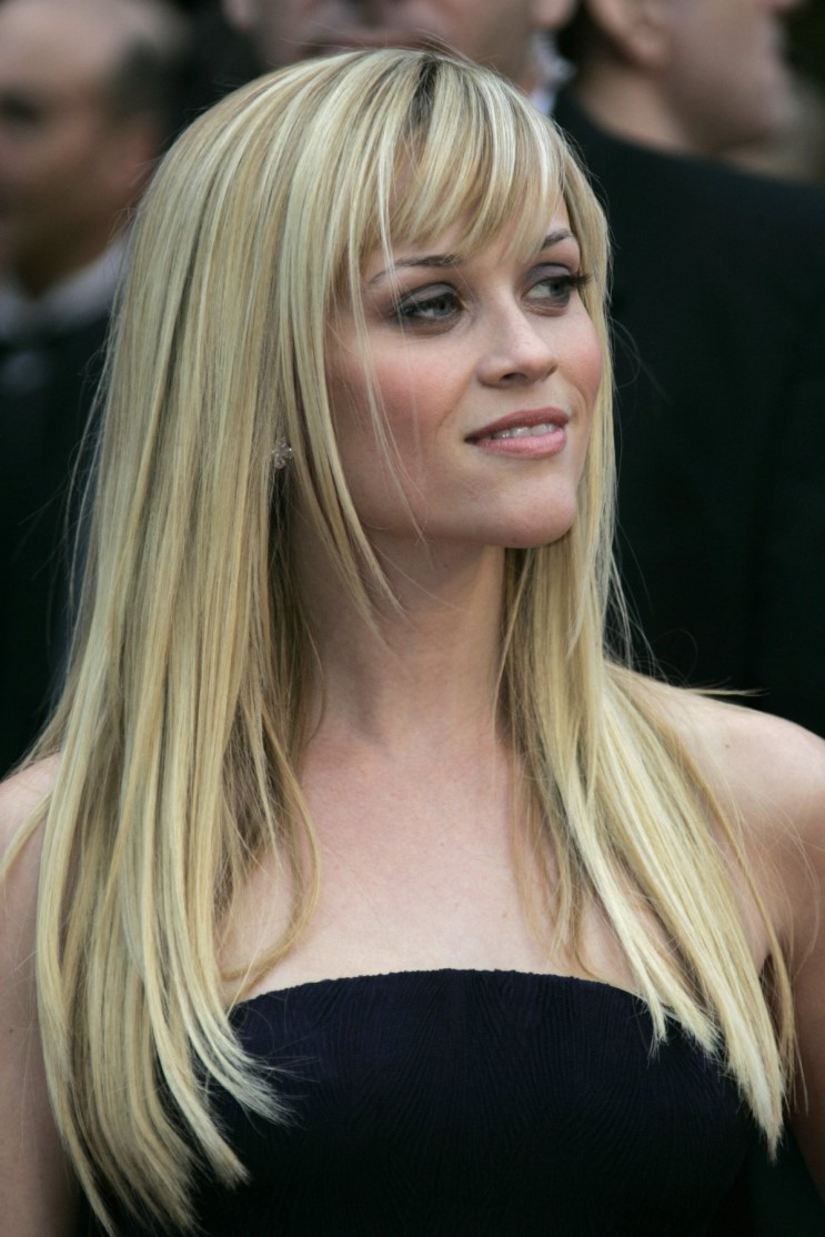 Reese Witherspoon Natural Hair