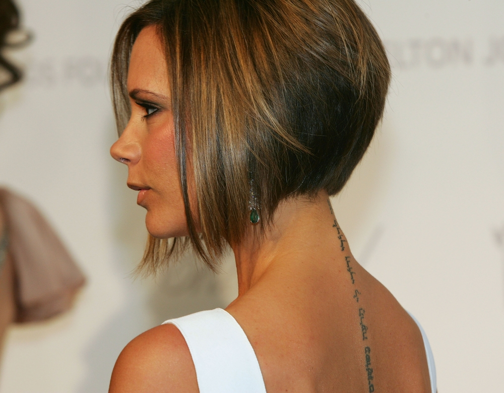 Angled Bob for Thin Hair Women Hairstyles