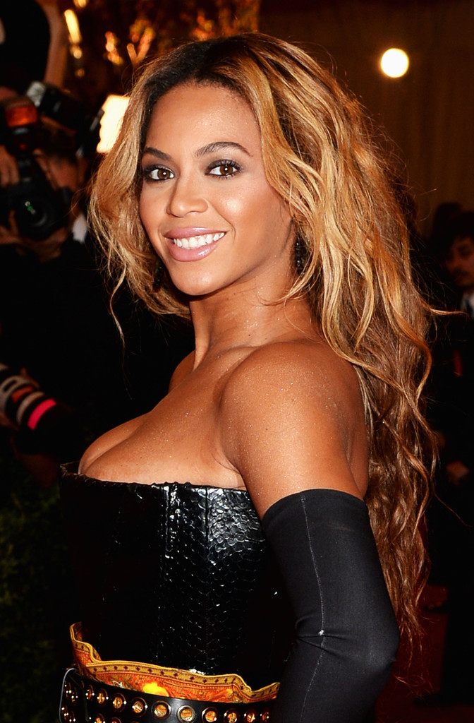 beyonce-african-american-hair-highlights