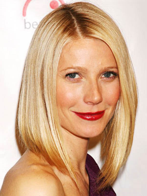 The Hottest Straight Haircuts For Medium Length Hair Women