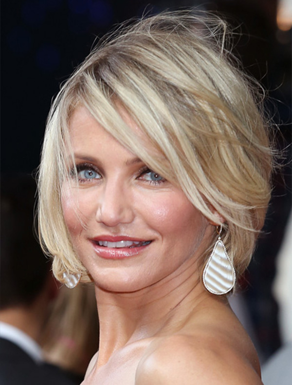 cameron-diaz-side-swept-choppy-bob-haircut
