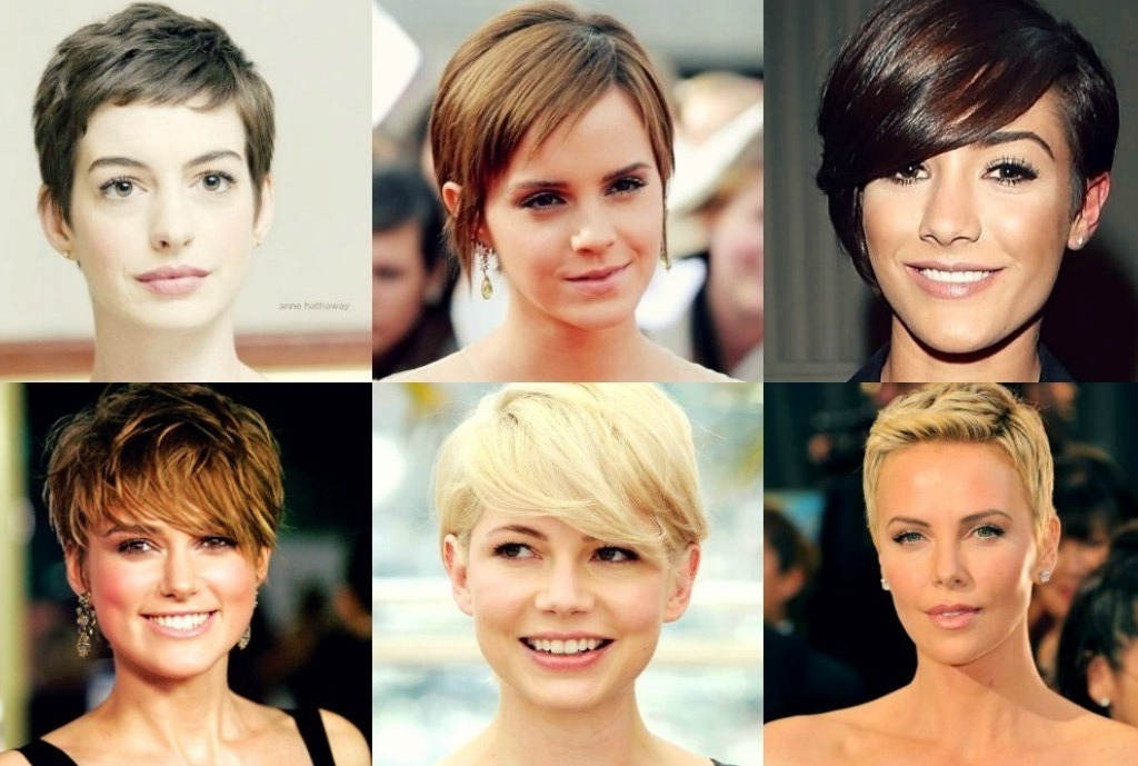 different-pixie haircut options for women