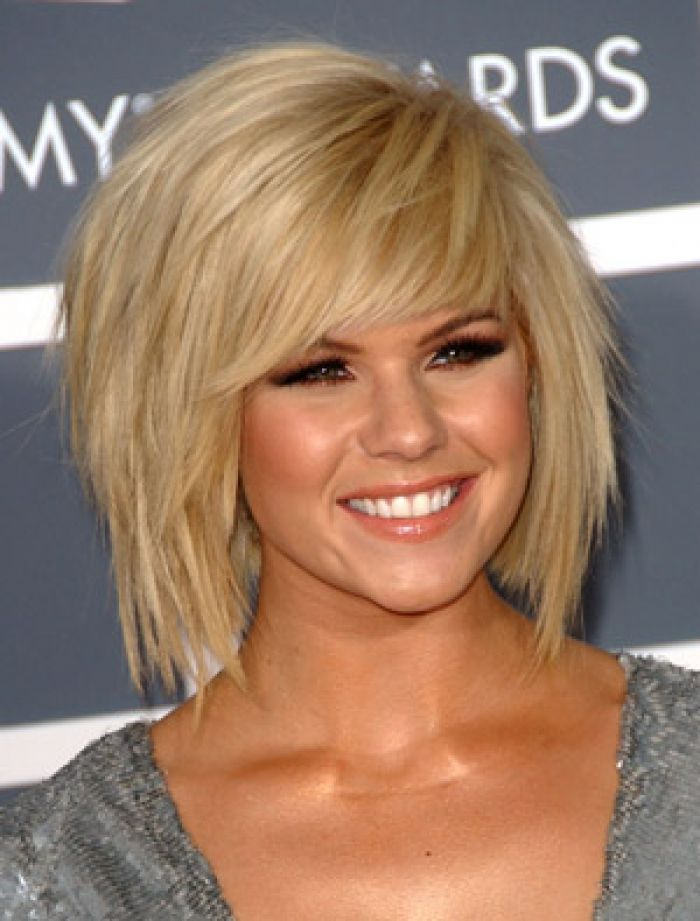 5 medium length hairstyles for fine hair   women hairstyles