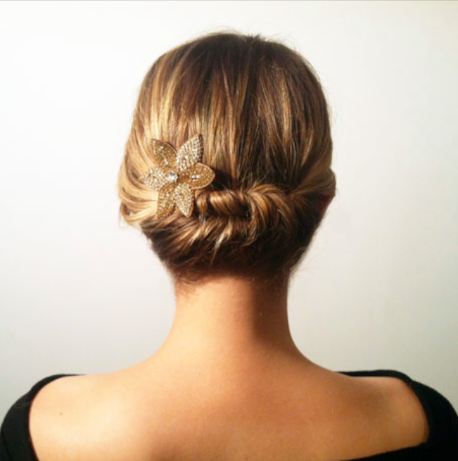 Easy Updo's That You Can Wear To Work