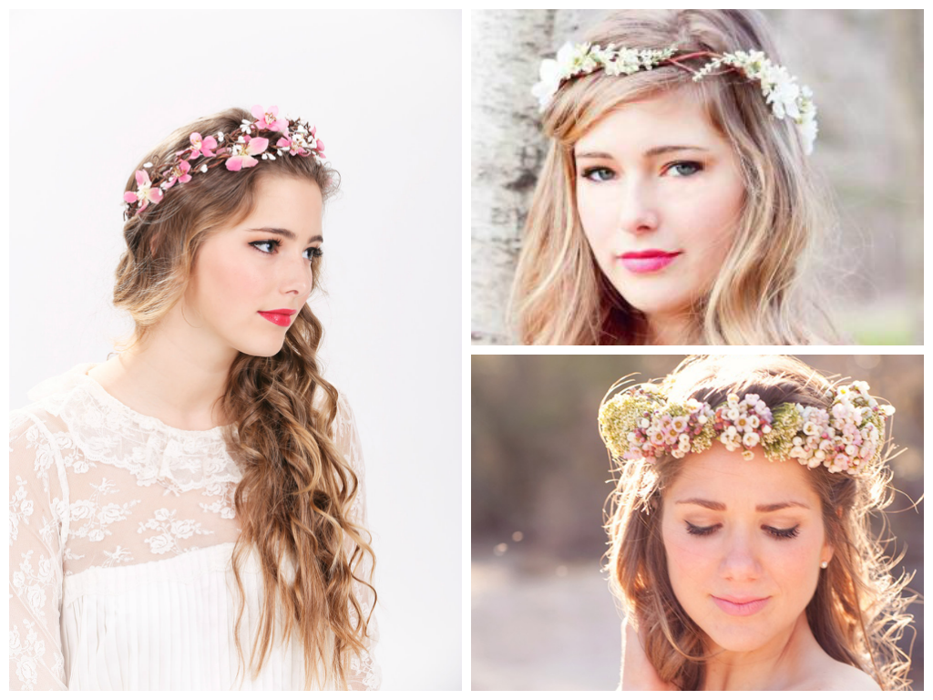 Floral-Headband-for-Brides