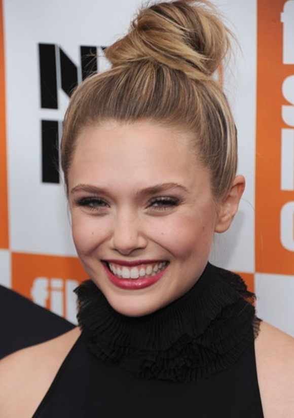 top-knot-hairstyle-for-your-date-night